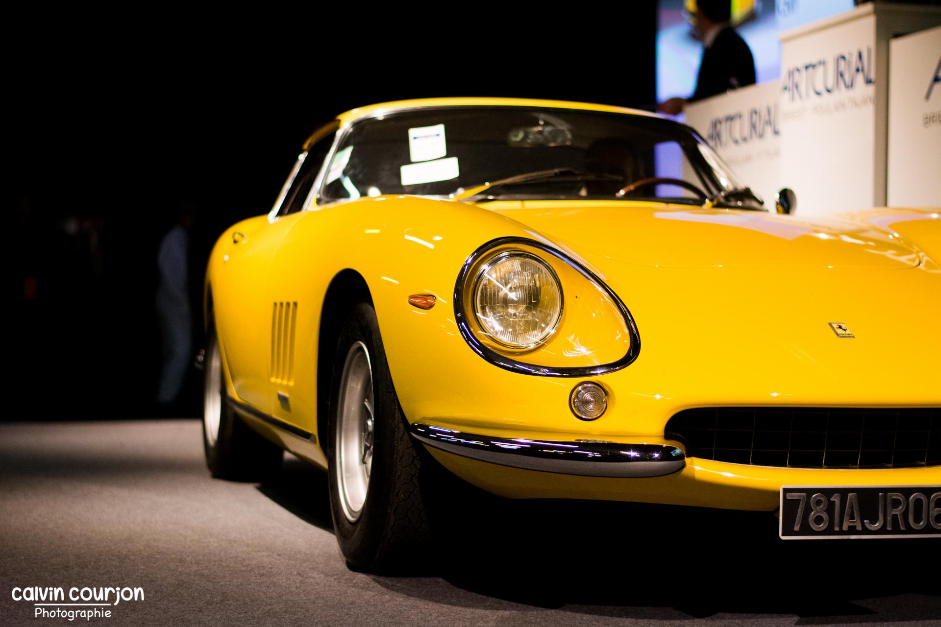 1966 Ferrari 275 GTB 2 - Calvin Courjon Photographie