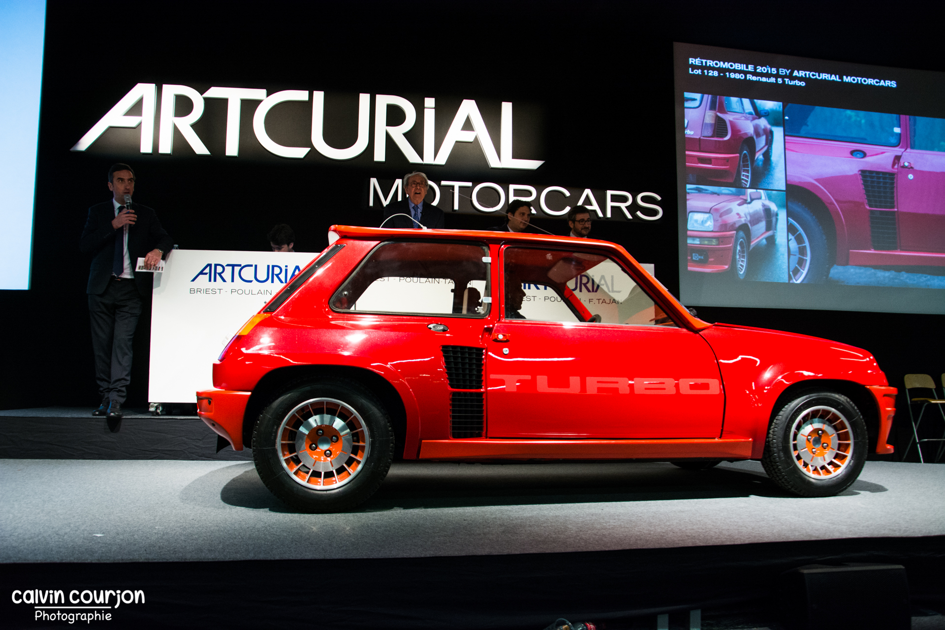 1980 Renault 5 Turbo - Calvin Courjon Photographie