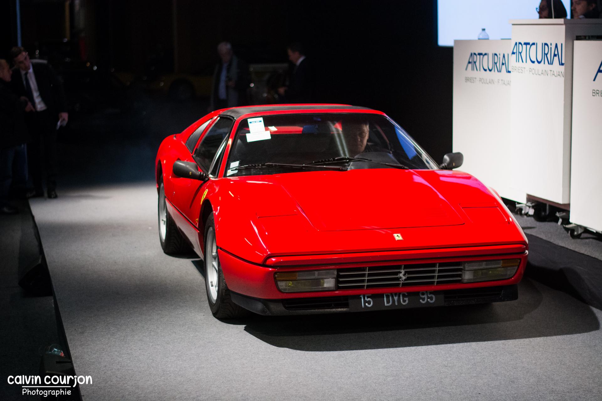 1987 Ferrari 328 GTS - Calvin Courjon Photographie
