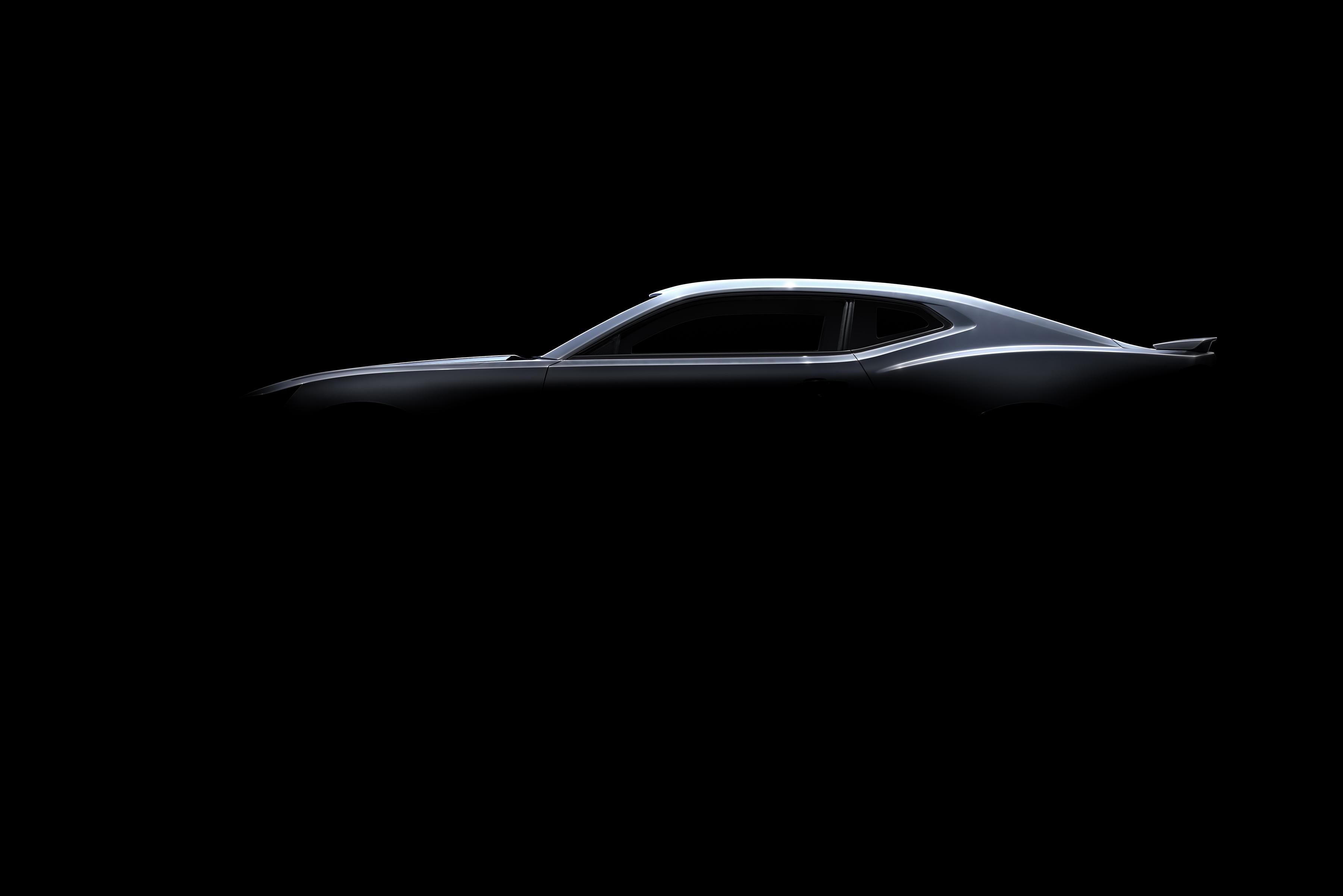 2016 Chevrolet Camaro - teaser