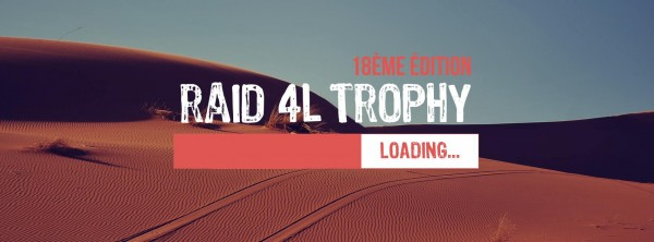 Raid 4L Trophy 2015