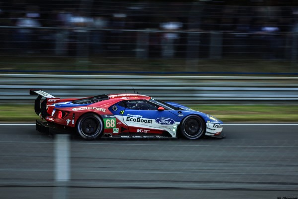 Ford GT n68 - Ganassi USA - HAND - MULLER - BOURDAIS - GTE Pro - 2016 LM24 - Arnaud Demasier RS Photographie