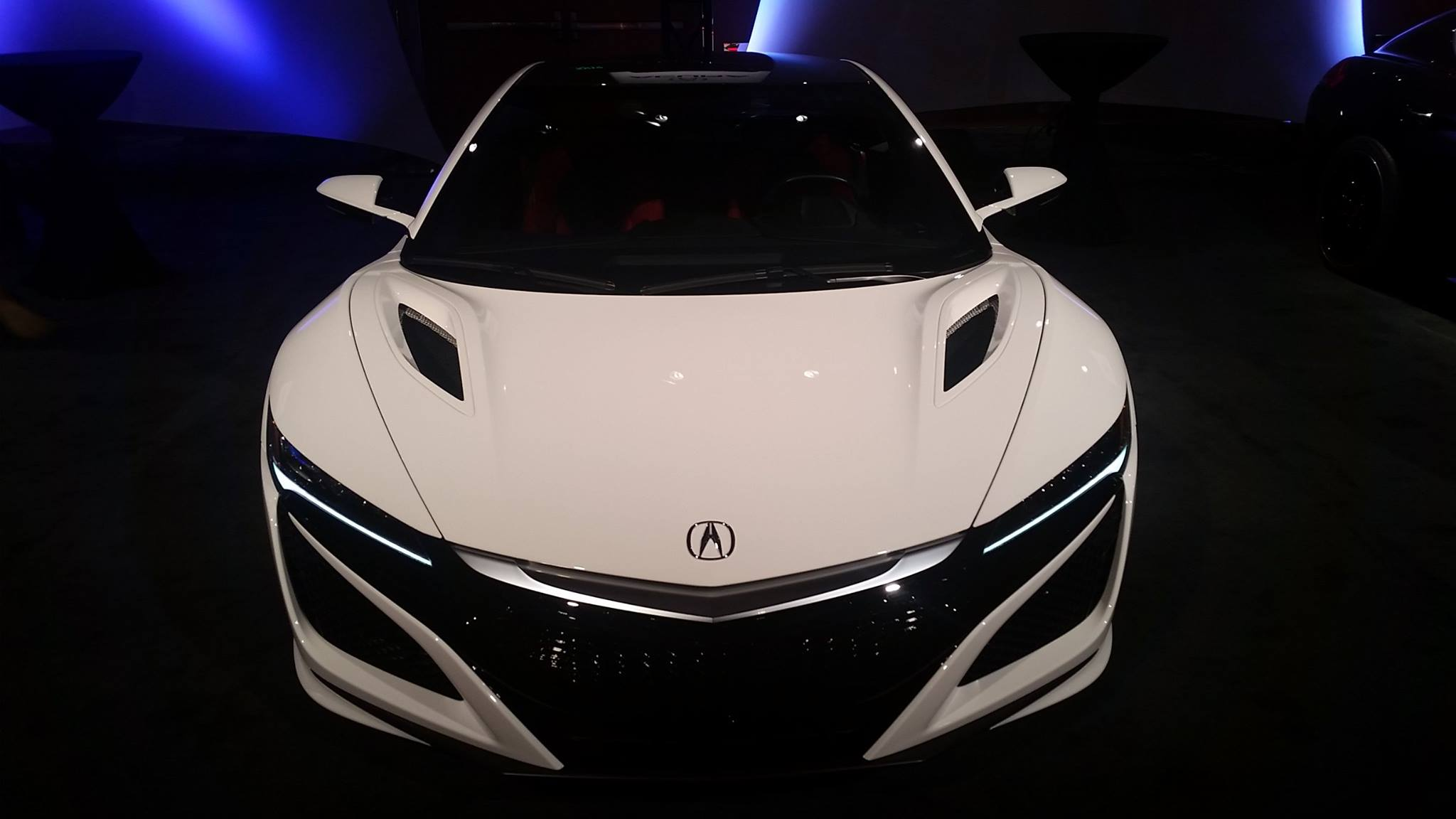 Acura NSX - The Gallery - event - NAIAS 2016