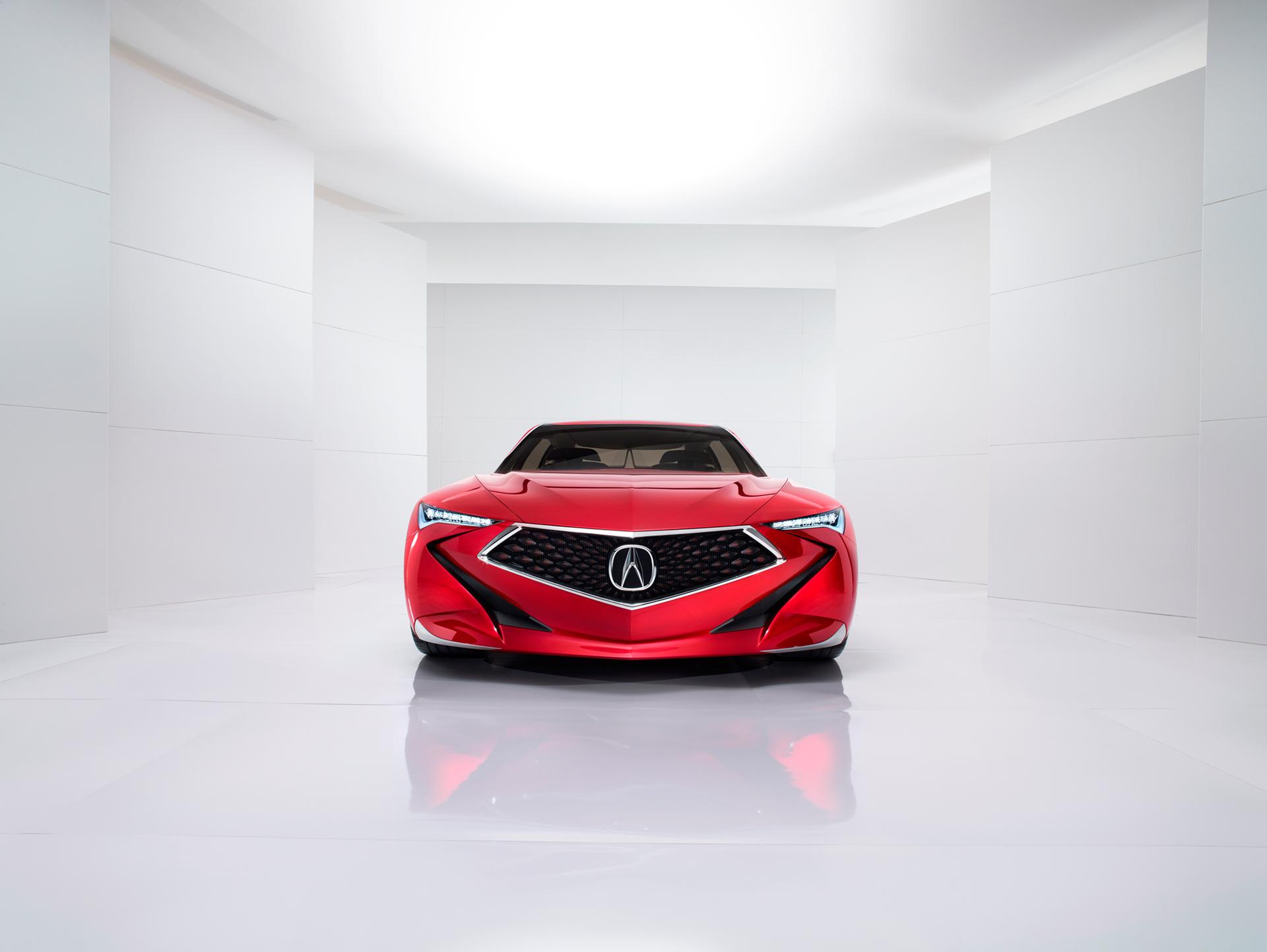 Acura Precison Concept - 2016 - front / avant