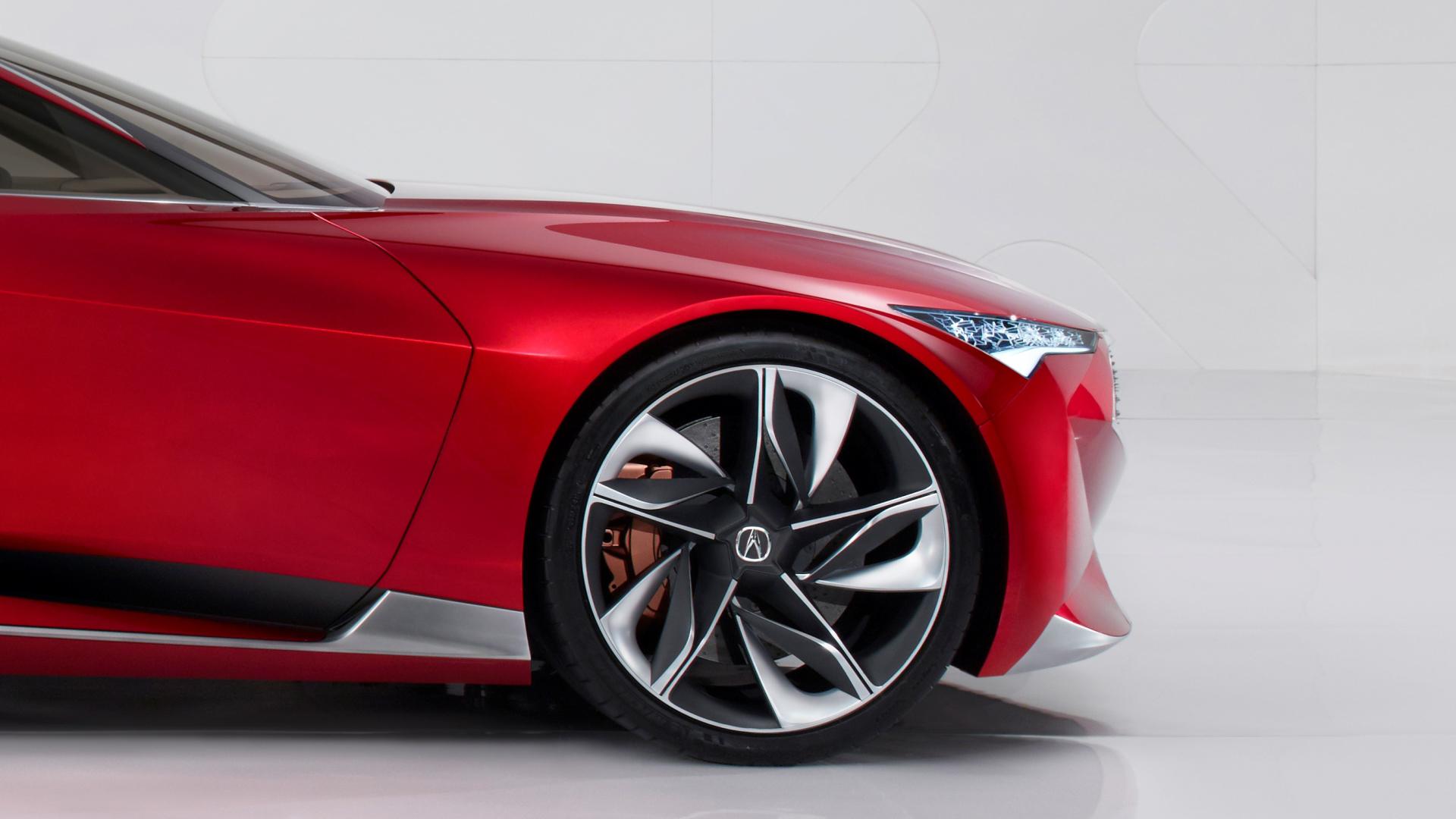Acura Precison Concept - 2016 - wheel / jante