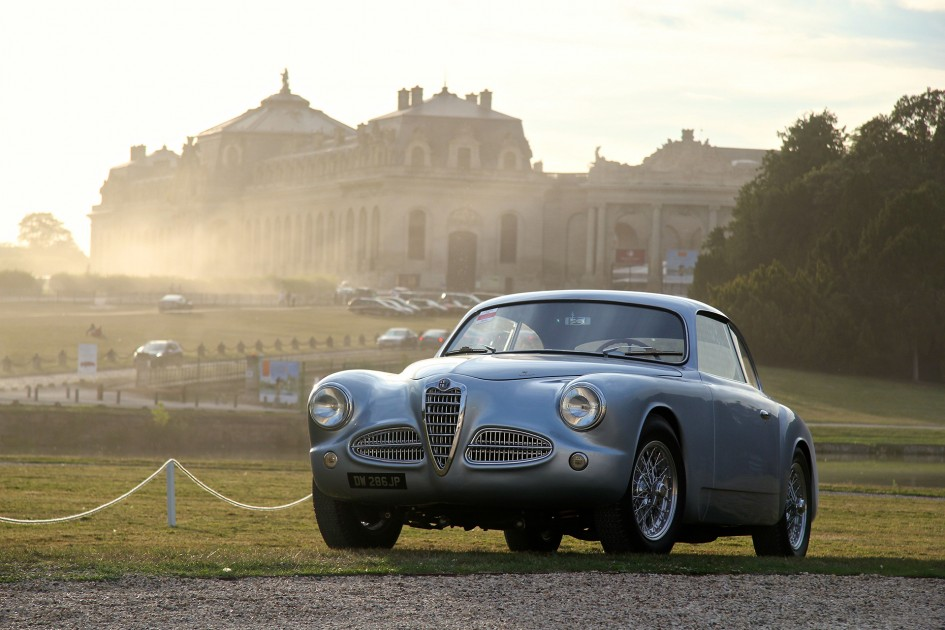 Alfa Romeo 1900 SS - 1955 - Chantilly - 2016 - photo Ludo Ferrari