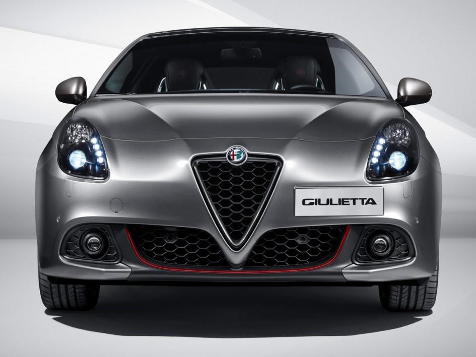 Alfa Romeo Giulietta 2016 - face avant / front-face
