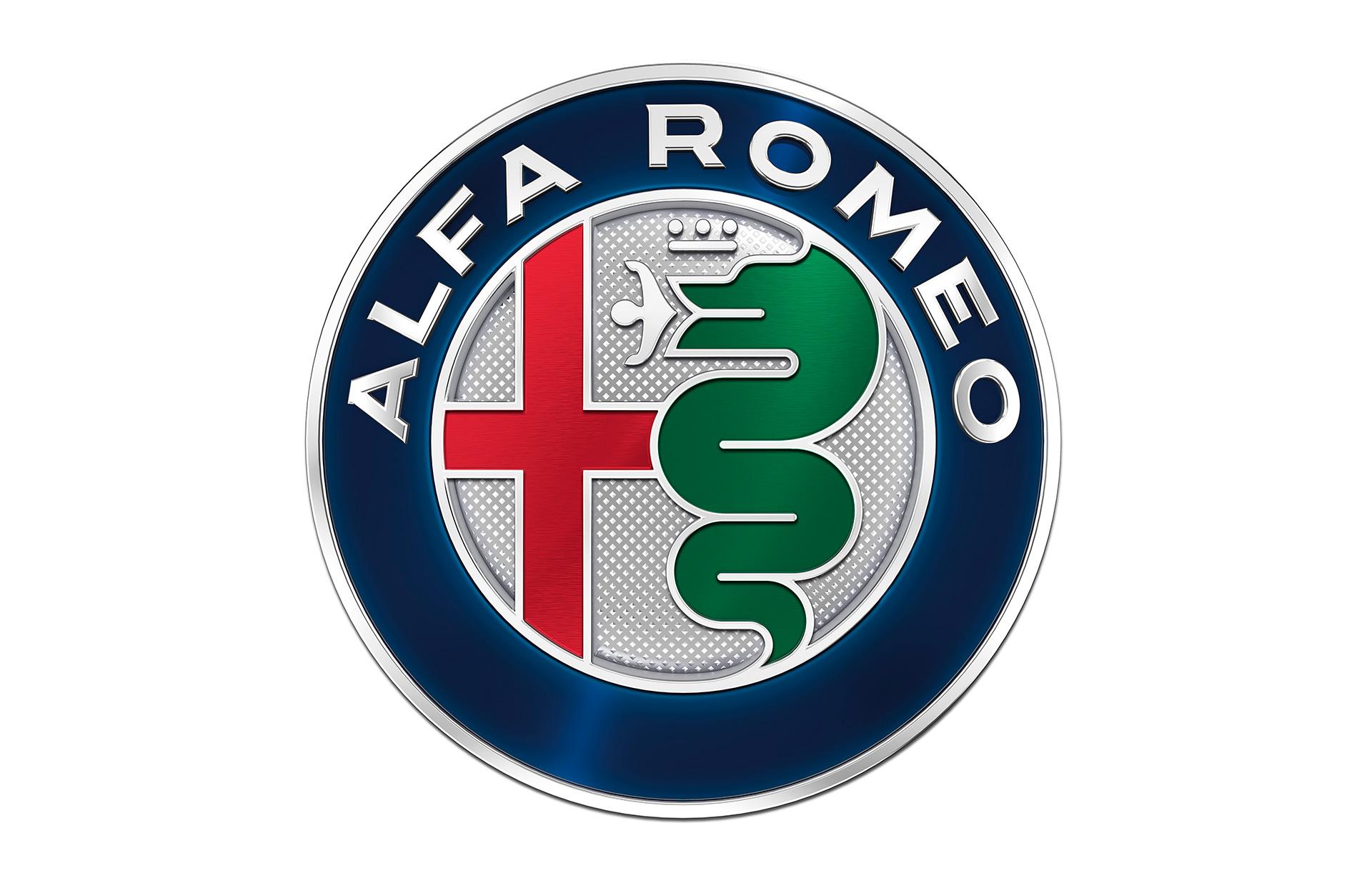 Alfa Romeo - logotype 2015