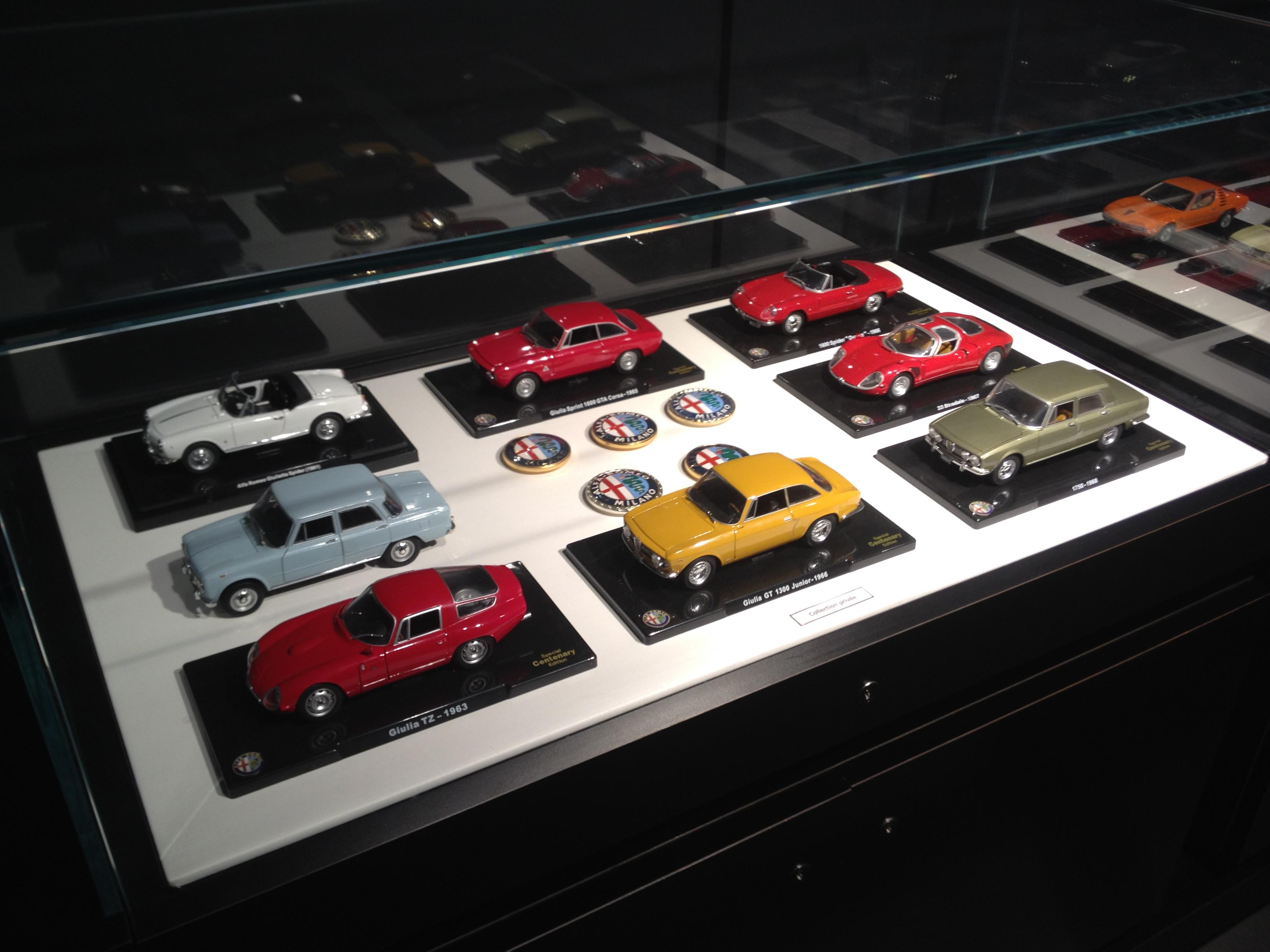 Alfa Romeo - petites voitures - MotorVillage - 2015 - Photographie Laurent H