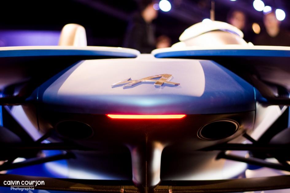 Alpine Vision GT - arrière - FAI 2015 - Paris - Calvin Courjon Photographie