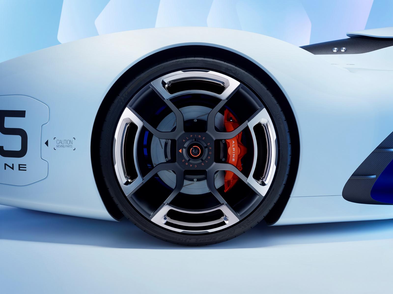 Alpine Vision GT - jante
