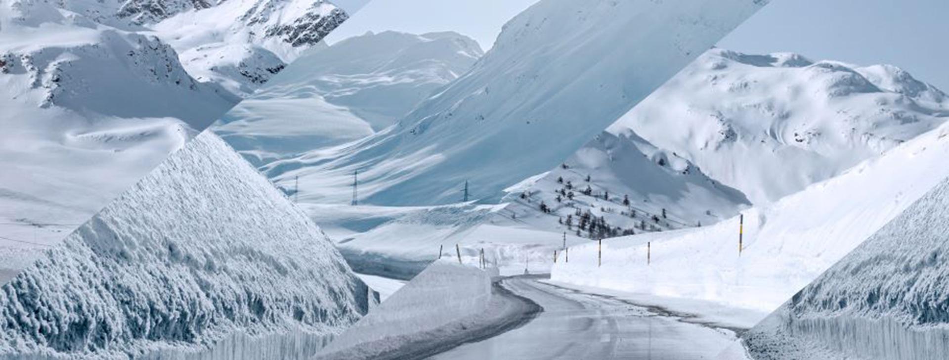Alpine - background image réseaux sociaux / banner social network