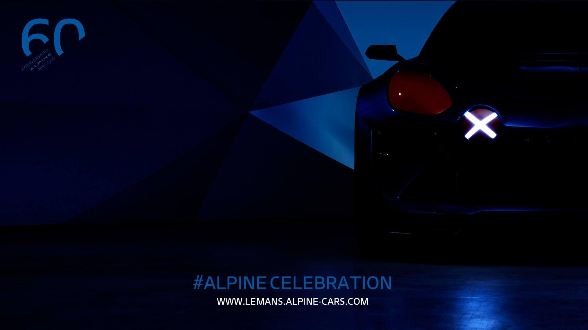 Alpine concept - teaser