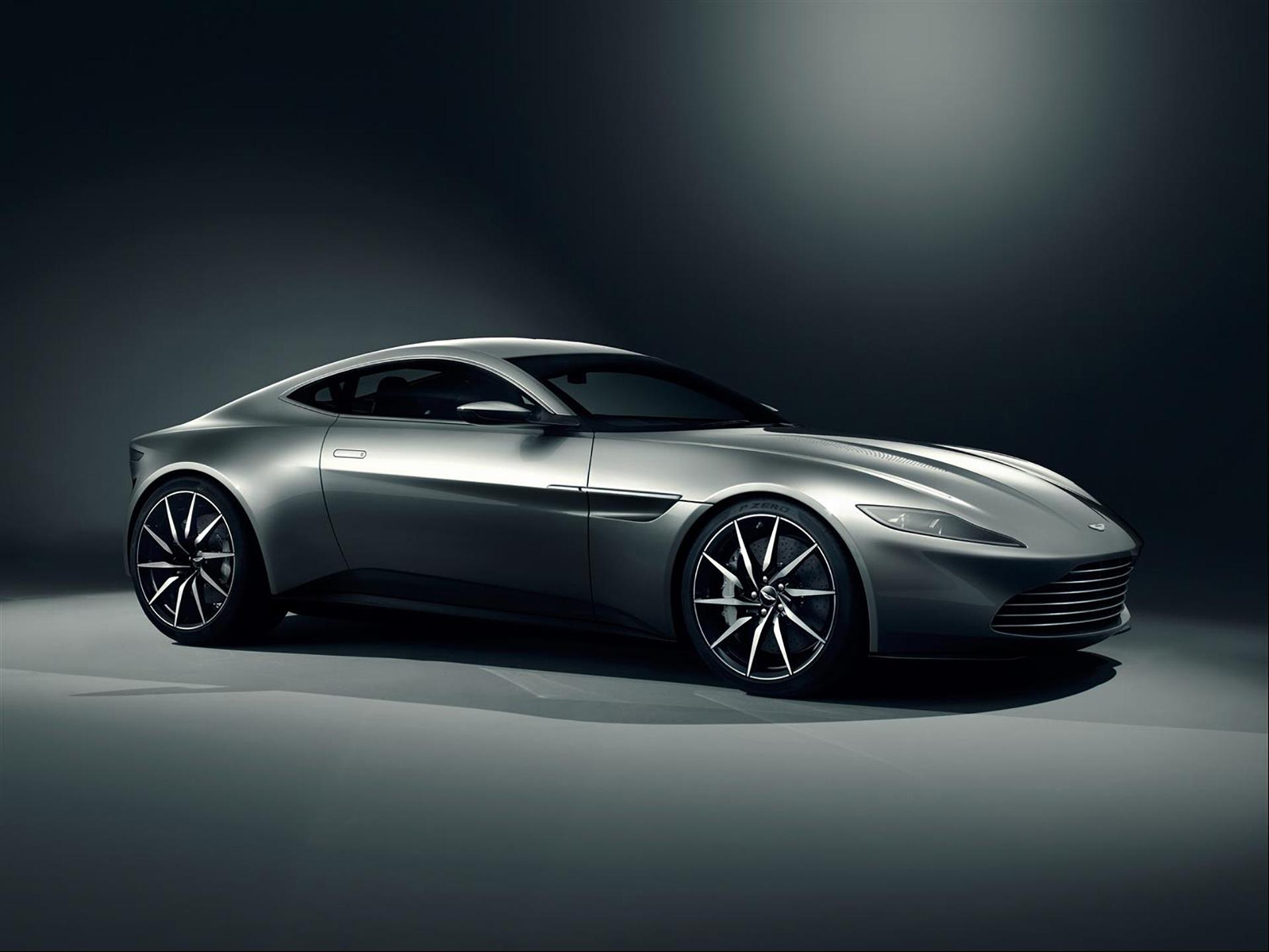 Aston Martin DB10 - Spectre 2015 - cover