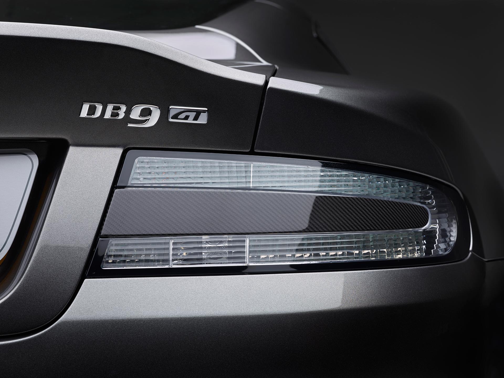 Aston Martin DB9 GT - 2015