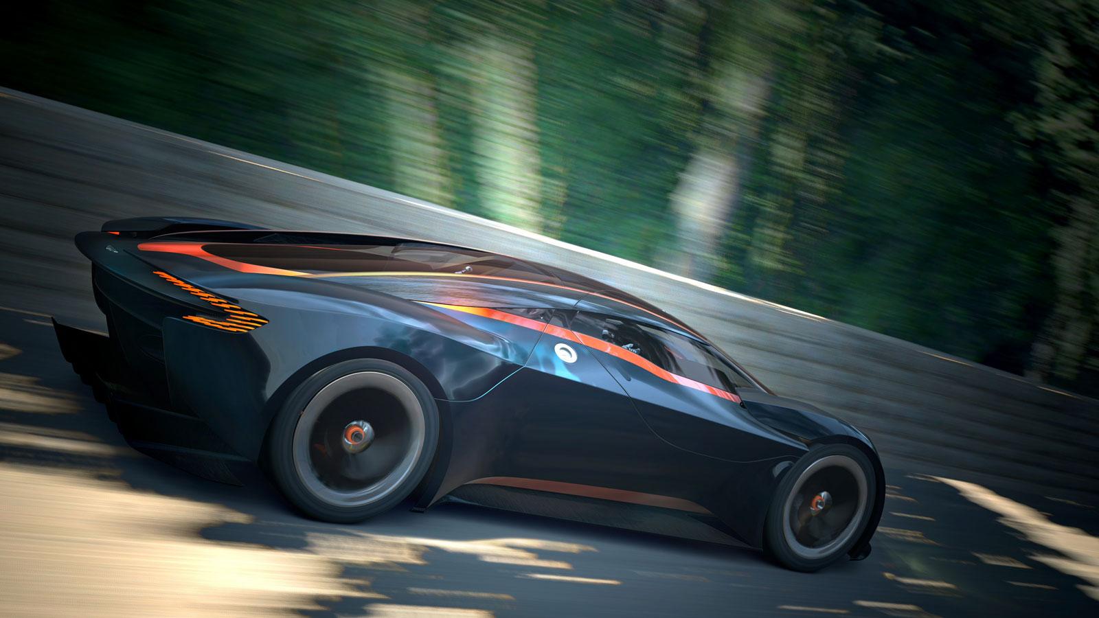 Aston Martin DP 100 Vision GT