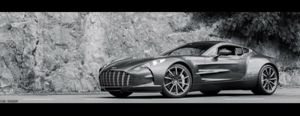 Aston Martin One 77 - Future Photography