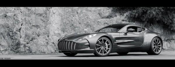 Aston Martin One 77 - Future Photography