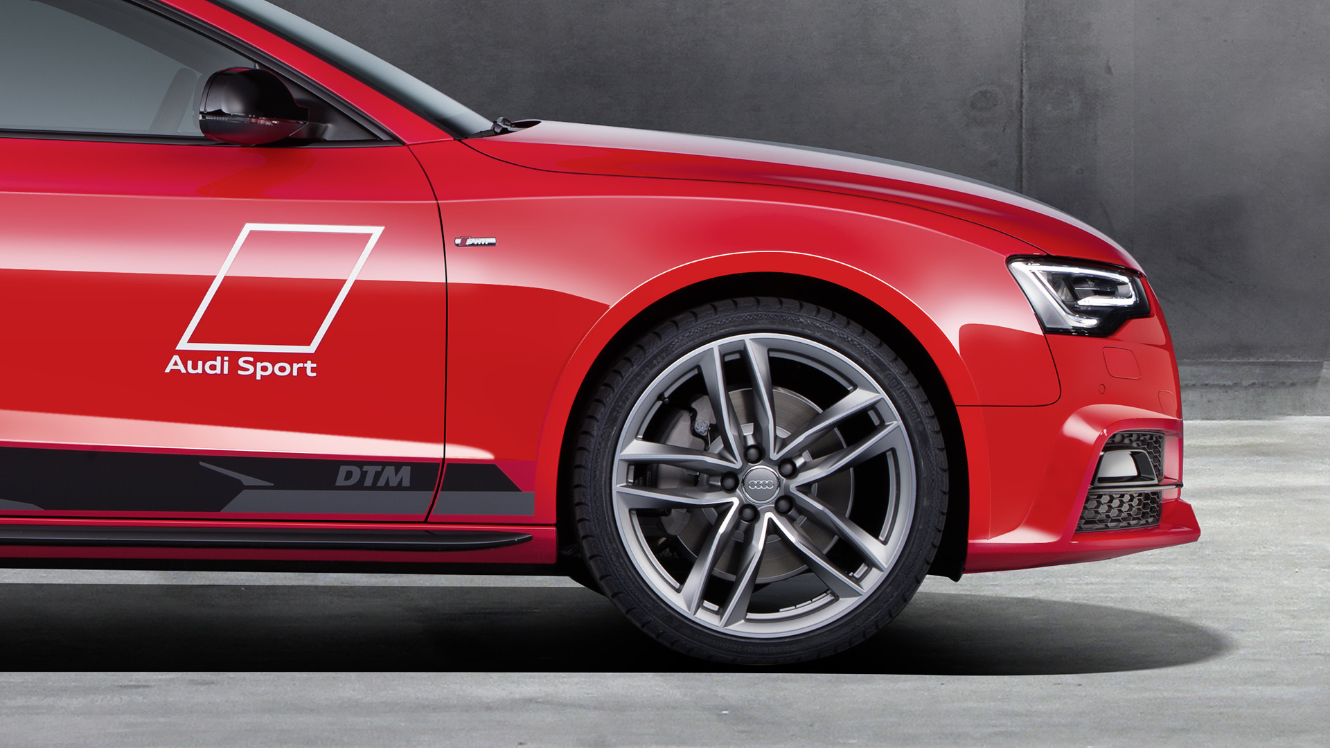 Audi A5 DTM selection - 2015 - jante / wheel