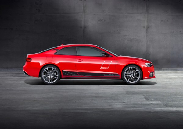 Audi A5 DTM selection - 2015 - profil / side-face