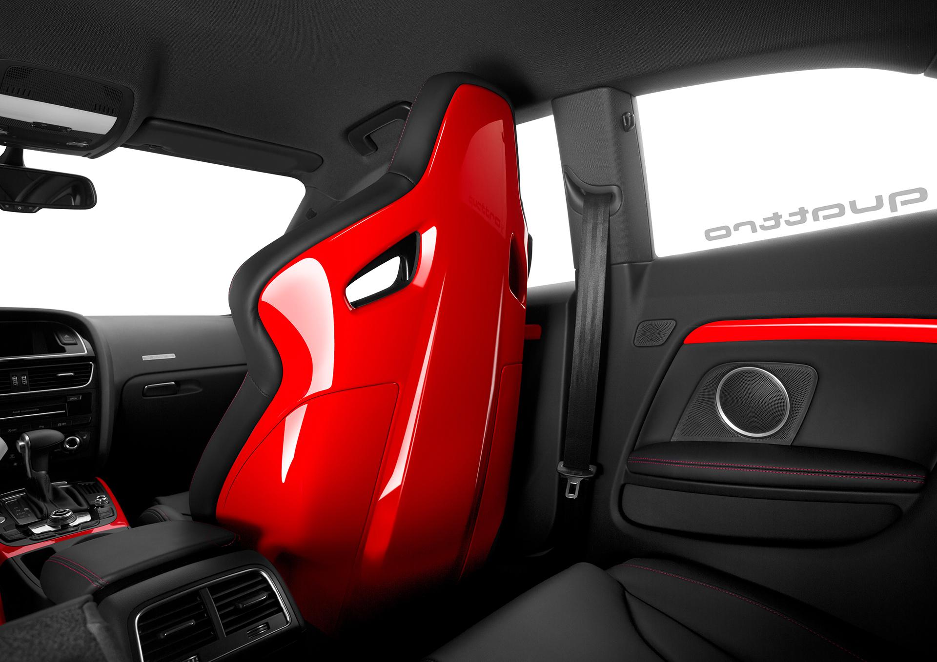 Audi A5 DTM selection - 2015 - intérieur / interior