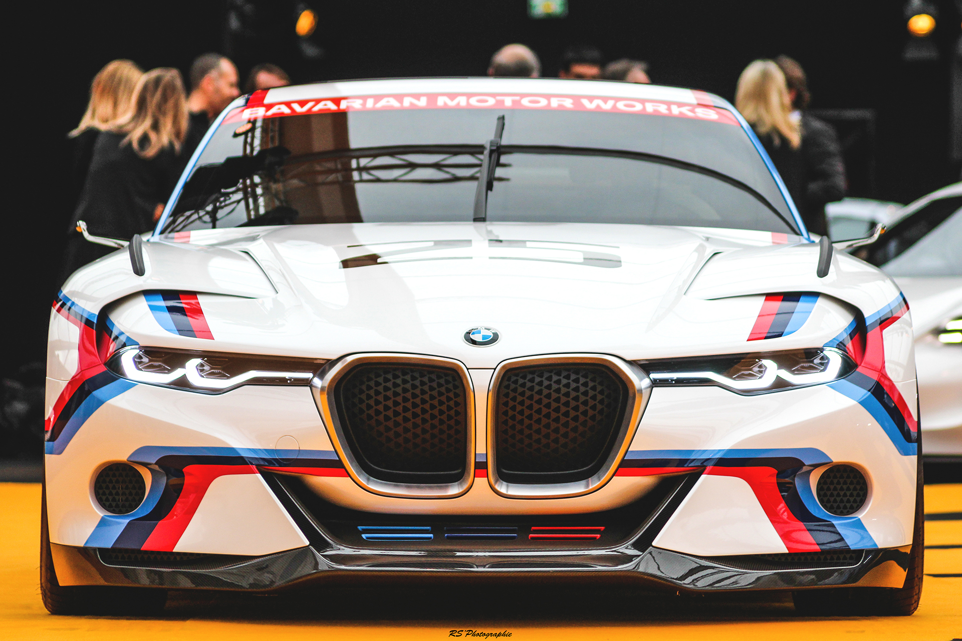 BMW 3.0 CSL Hommage - Exposition Concept cars 2016 - Arnaud Demasier RS Photographie
