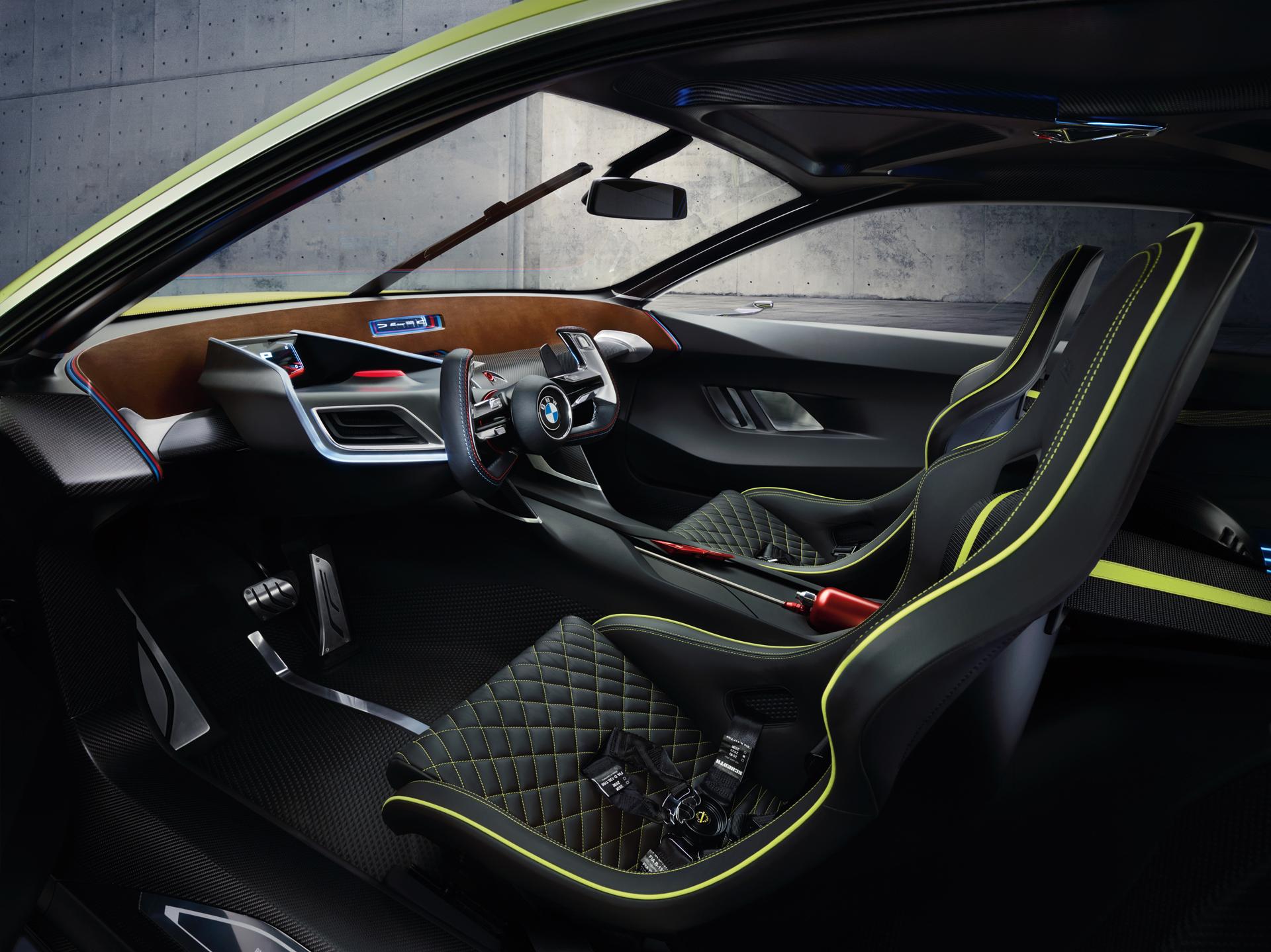 BMW 3.0 CSL Hommage - interior / intérieur