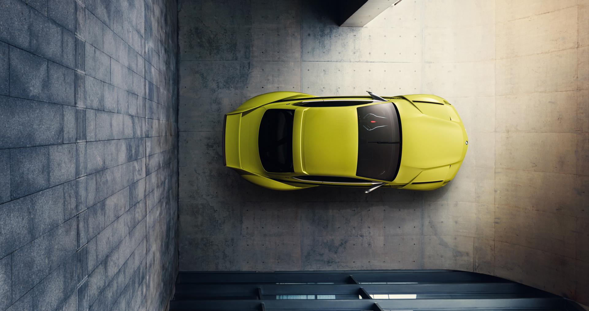 BMW 3.0 CSL Hommage - top / toit