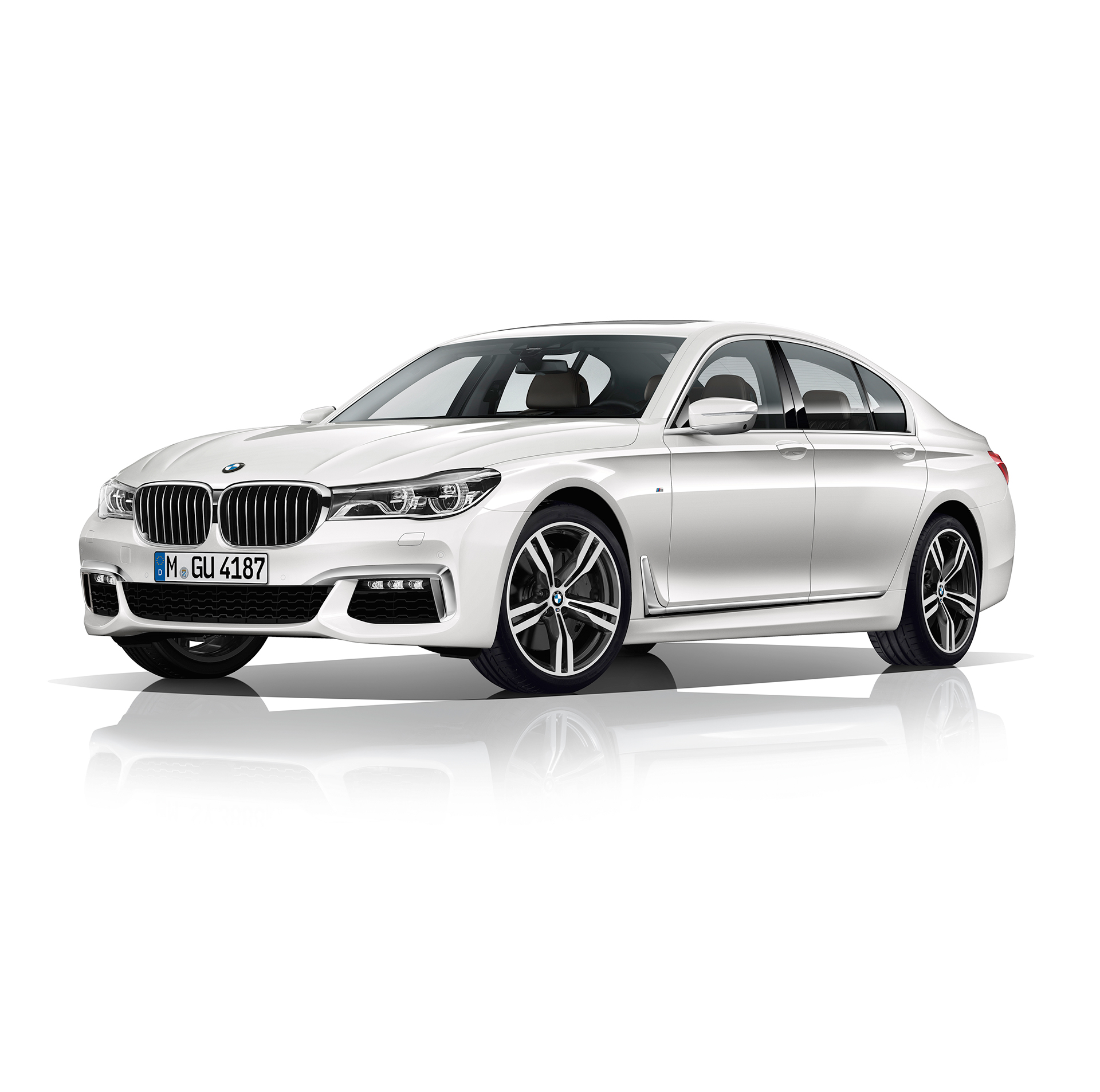 BMW 7 series - 2016 - Pack M