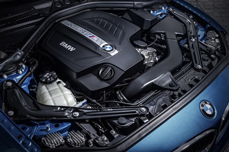 BMW M2 - 2016 - moteur / engine