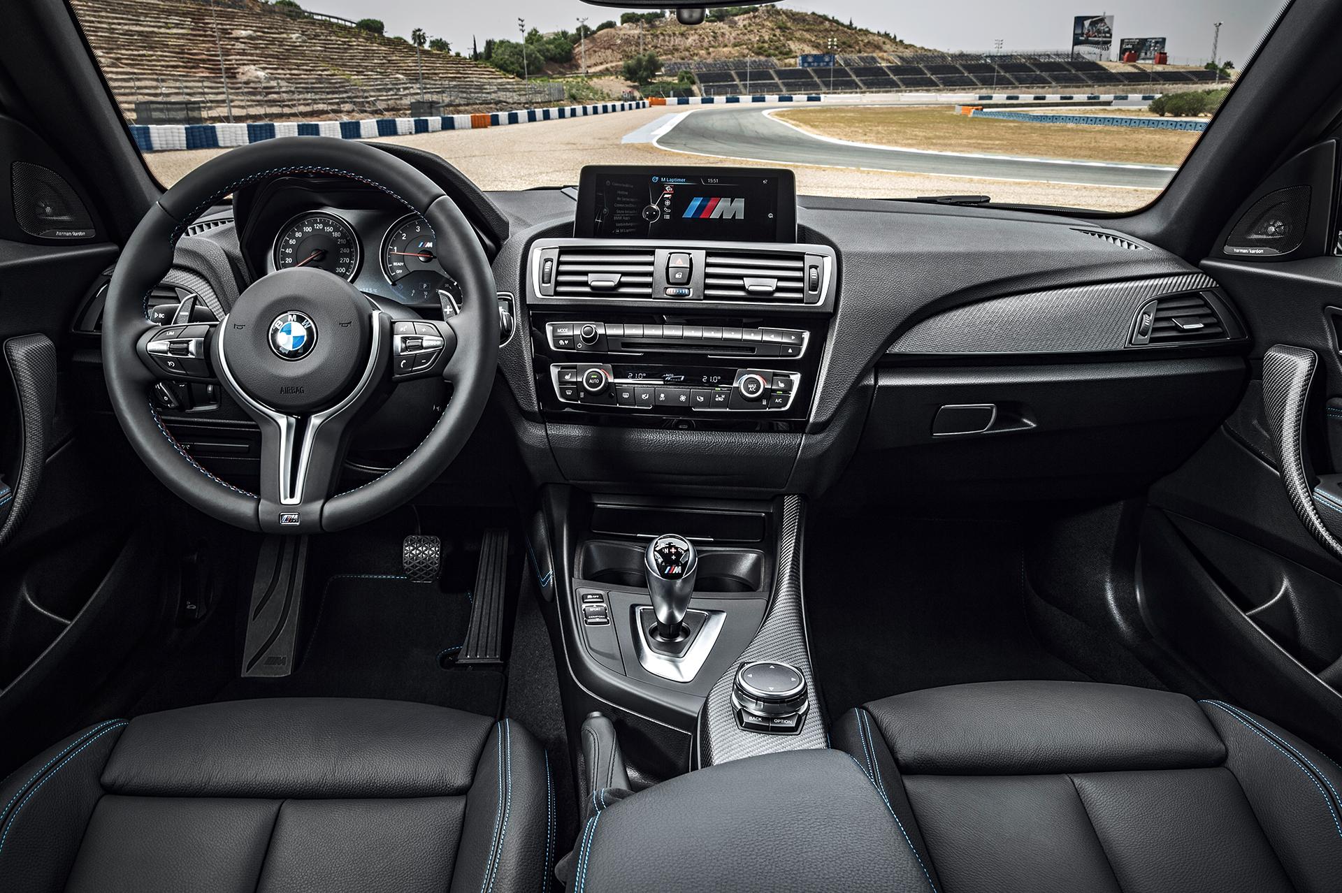 BMW M2 - 2016 - intérieur / interior