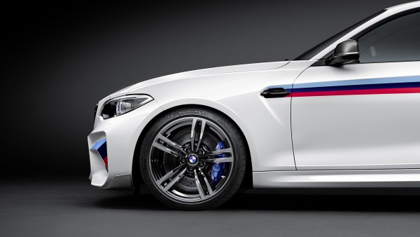 BMW M2 Coupé 2016 BMW M Performance Parts - jante / wheel