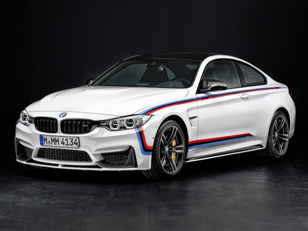BMW M4 Coupe Performance