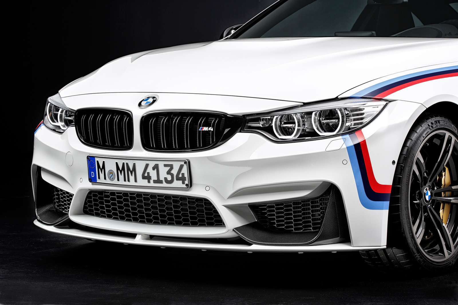 BMW M4 Coupe Performance - optique avant