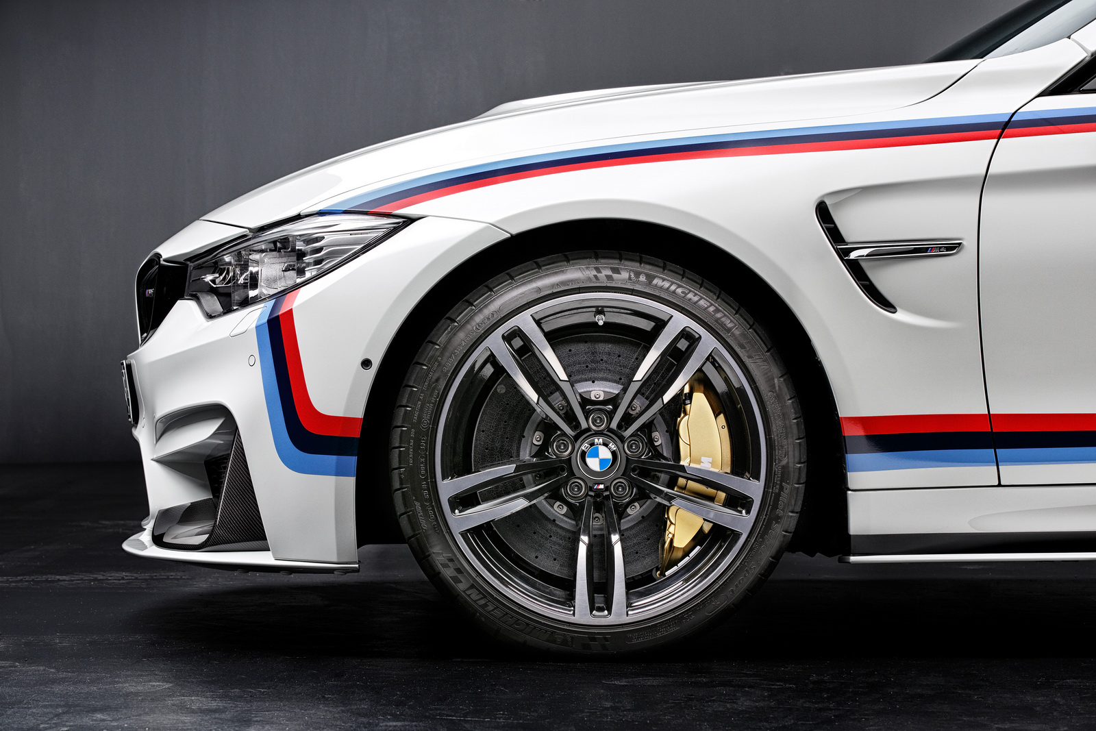 BMW M4 Coupe Performance - jante