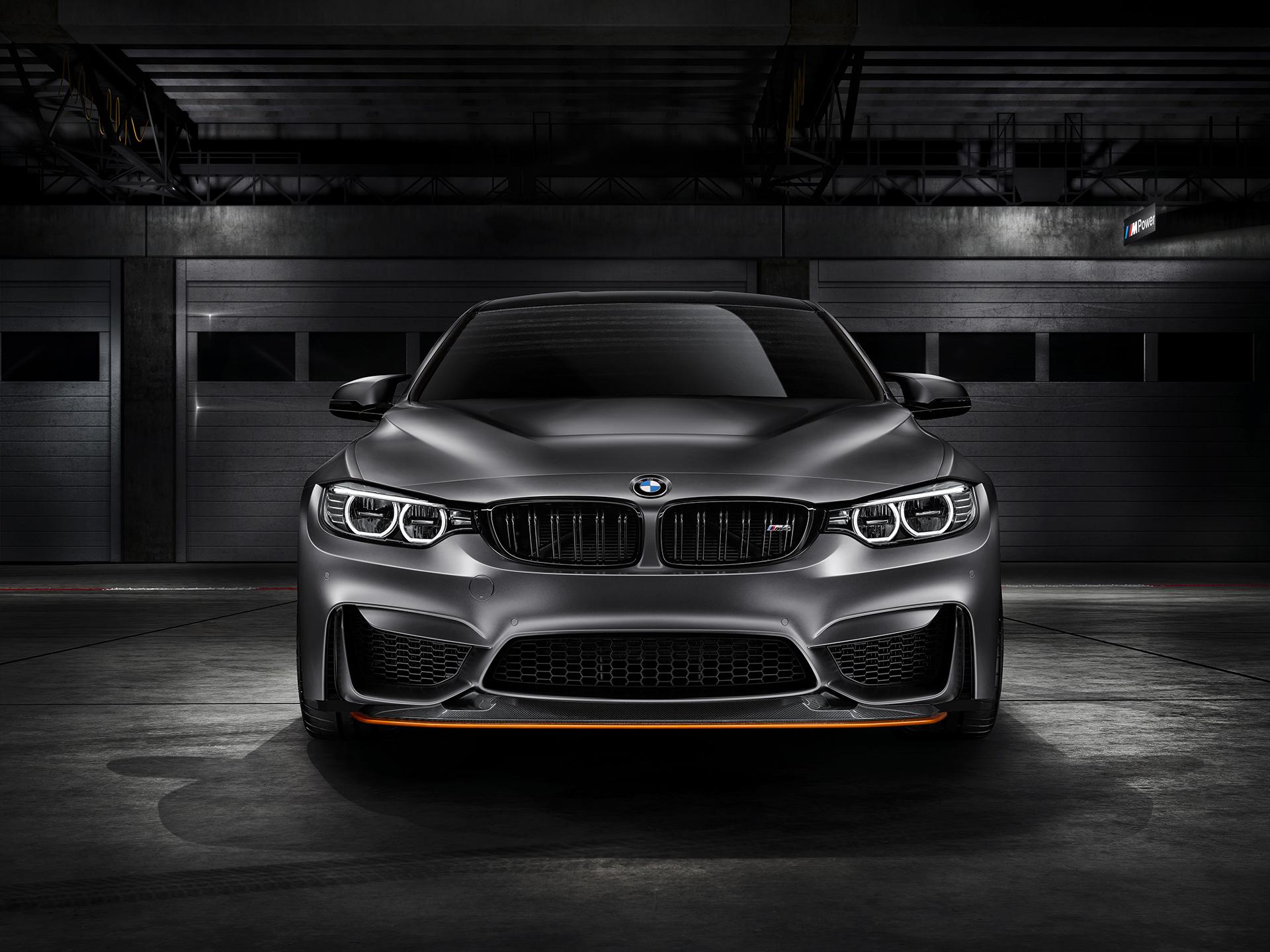 BMW M4 GTS - avant / front