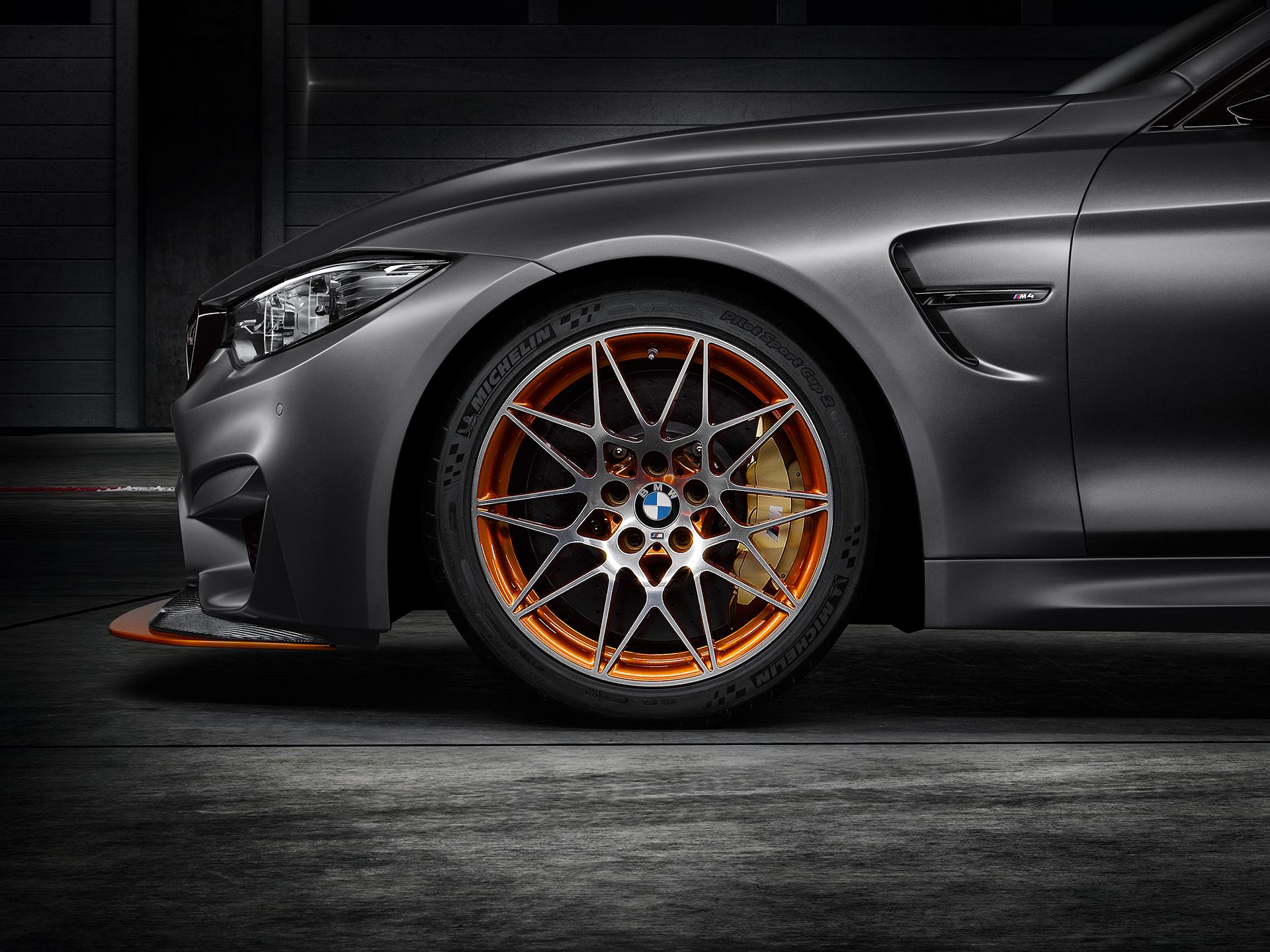 BMW M4 GTS - jante / wheel