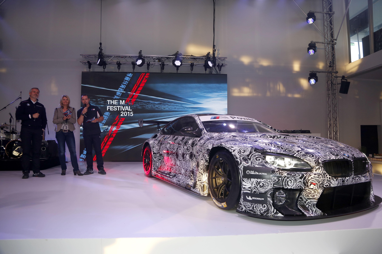 BMW M6 GT3 - Nürburgring 2015