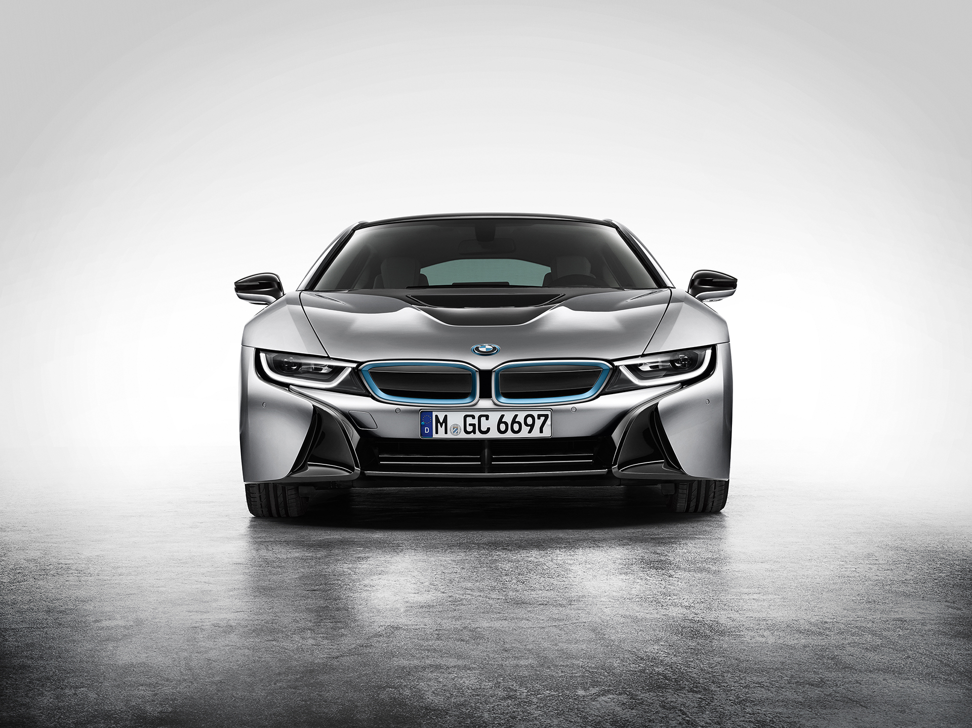BMW i8 - front / avant