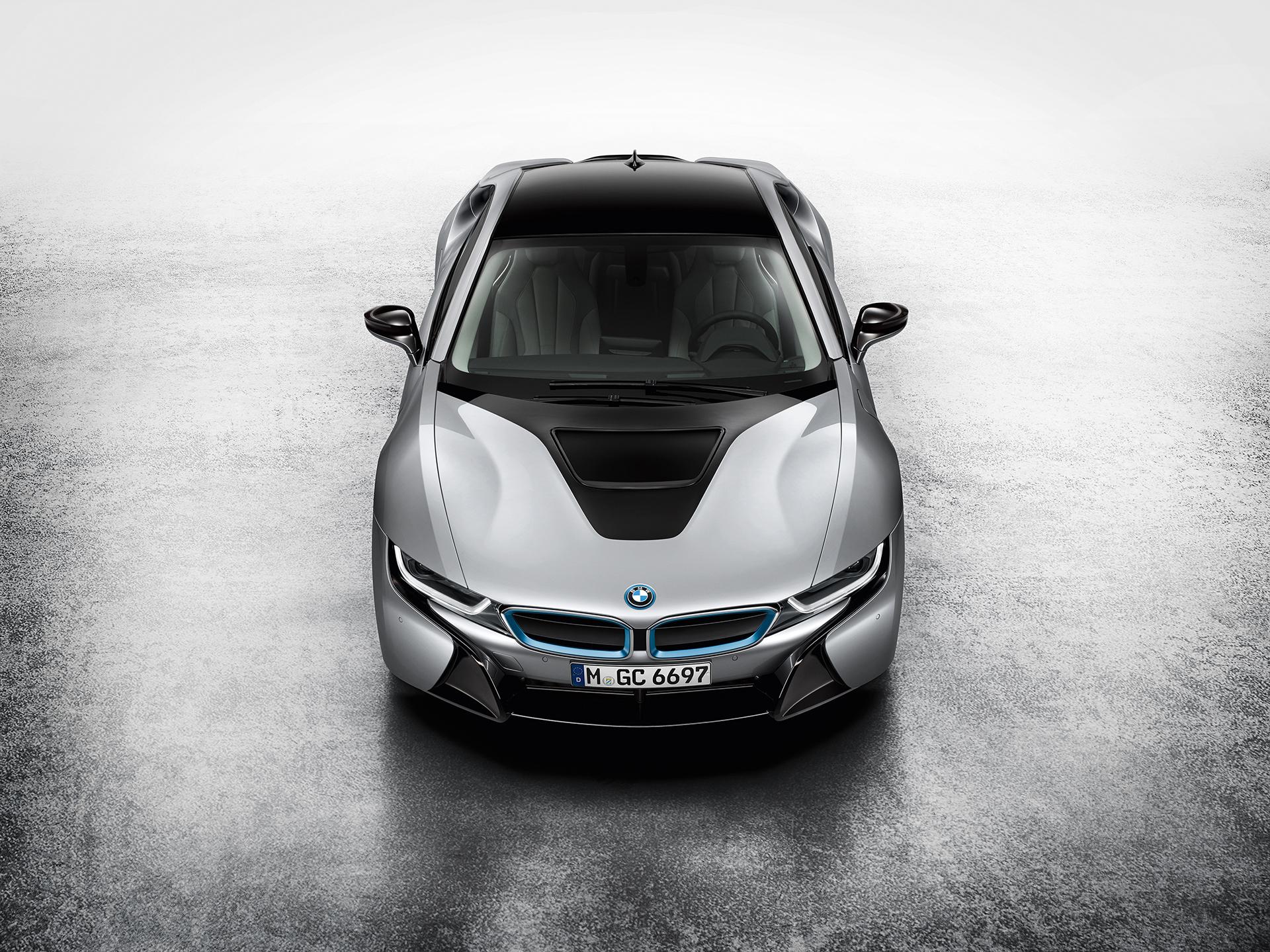 BMW i8 - front top / avant toit