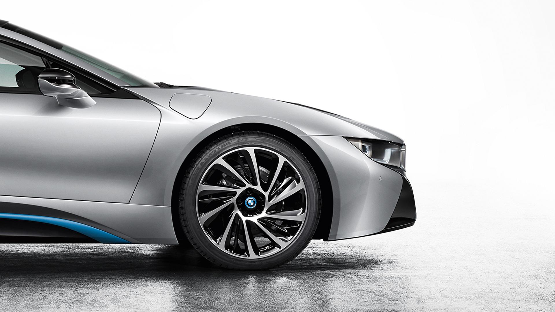 BMW i8 - wheel / jante