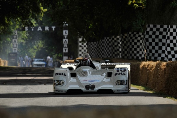 Goodwood FOS 2016 - cover