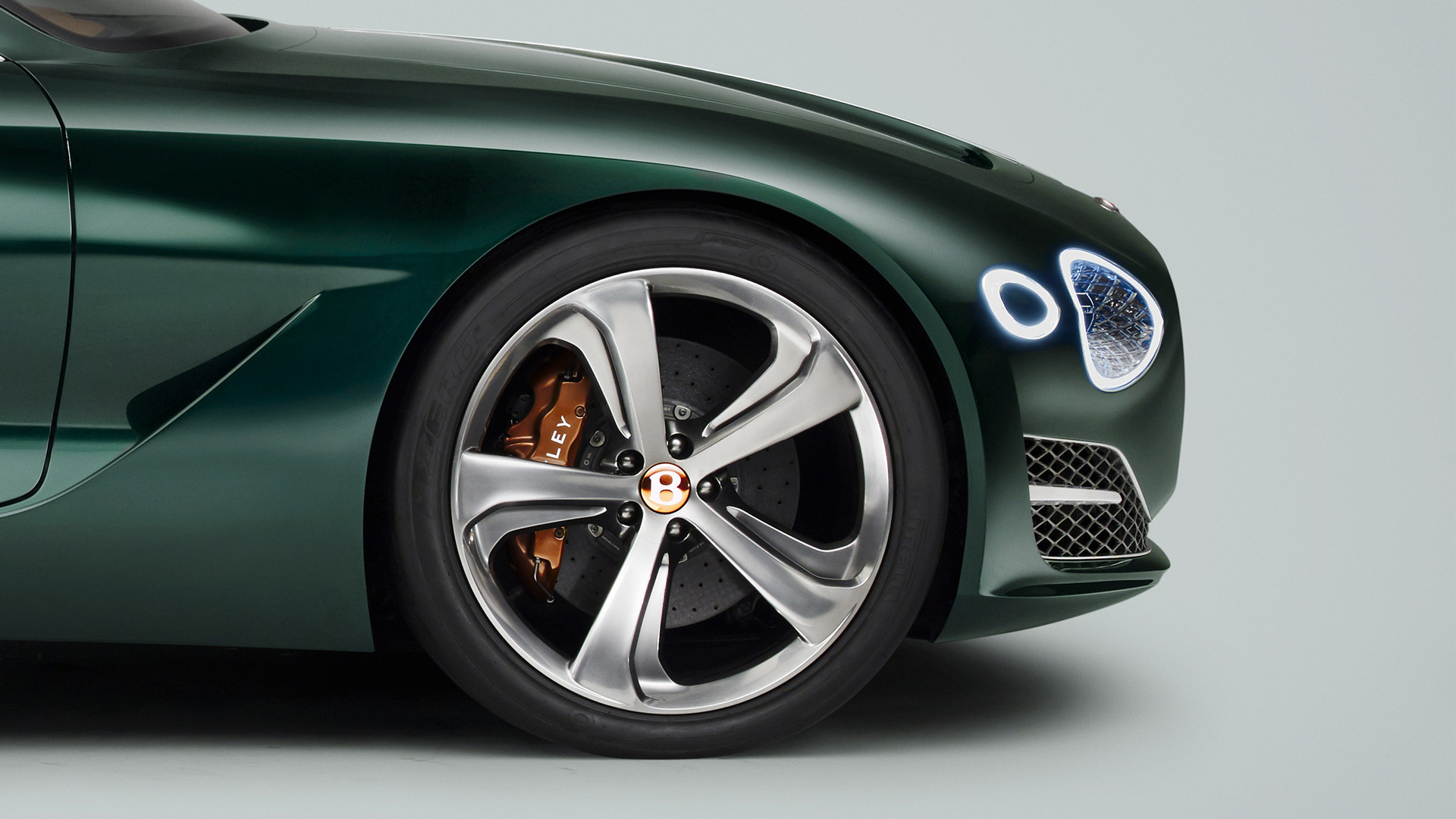 Bentley EXP 10 Speed 6 - jante