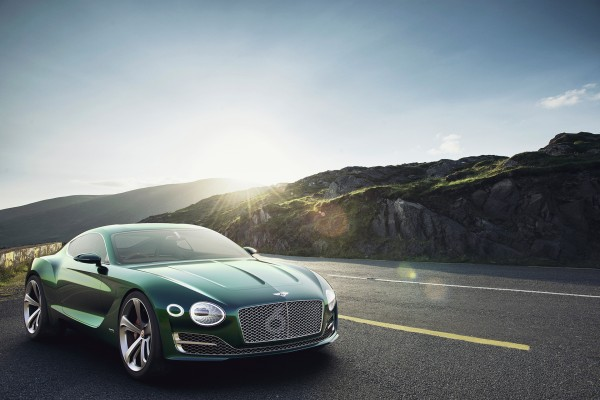 Bentley EXP 10 Speed 6 - cover
