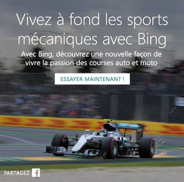 Bing Motorsport 2016 - teaser
