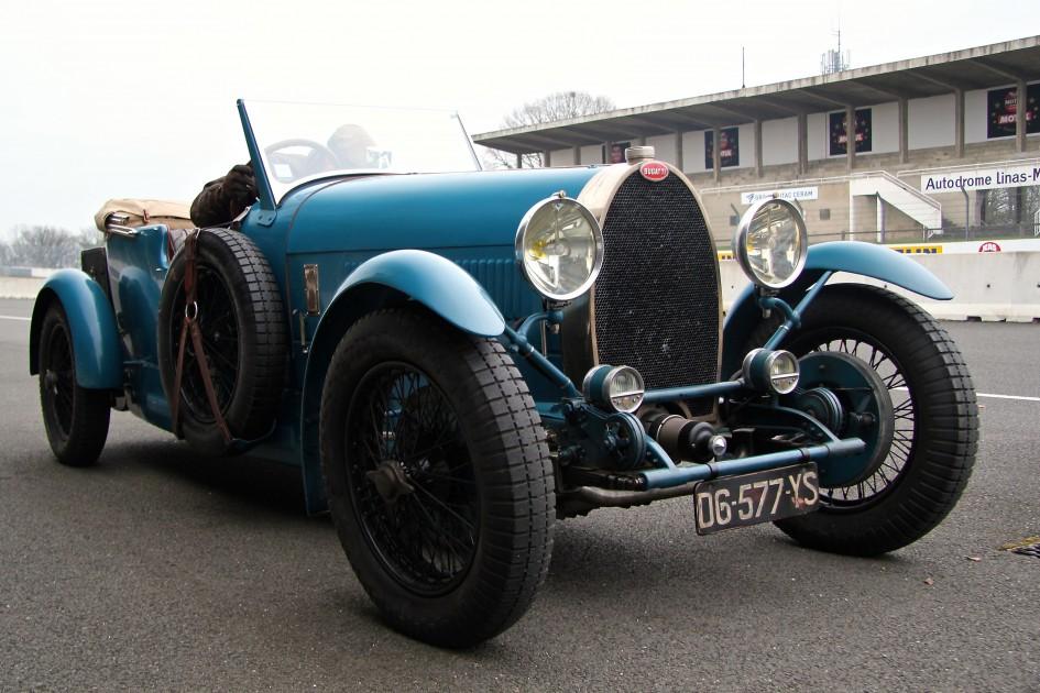 Bugatti Type 44 - Monthlery - 2016 - Ludo Ferrari Photography