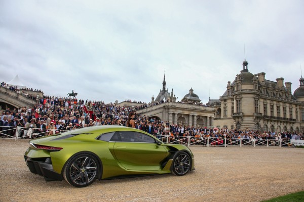 Chantilly 2016 - DS E-TENSE - fashion Eymeric François - cover post
