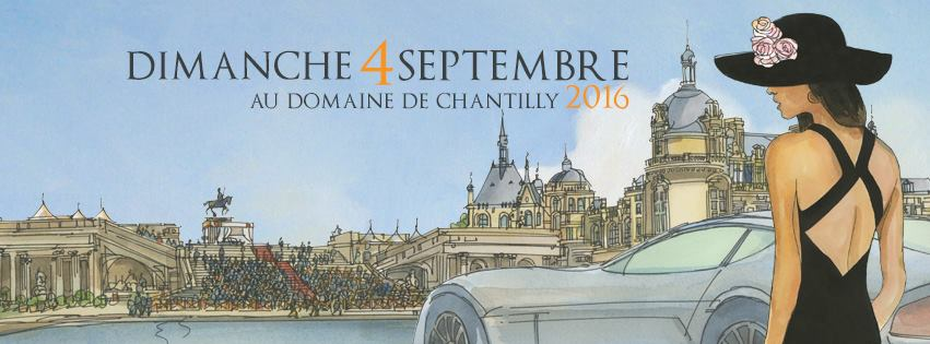 Chantilly Arts & Elégance 2016 - cover