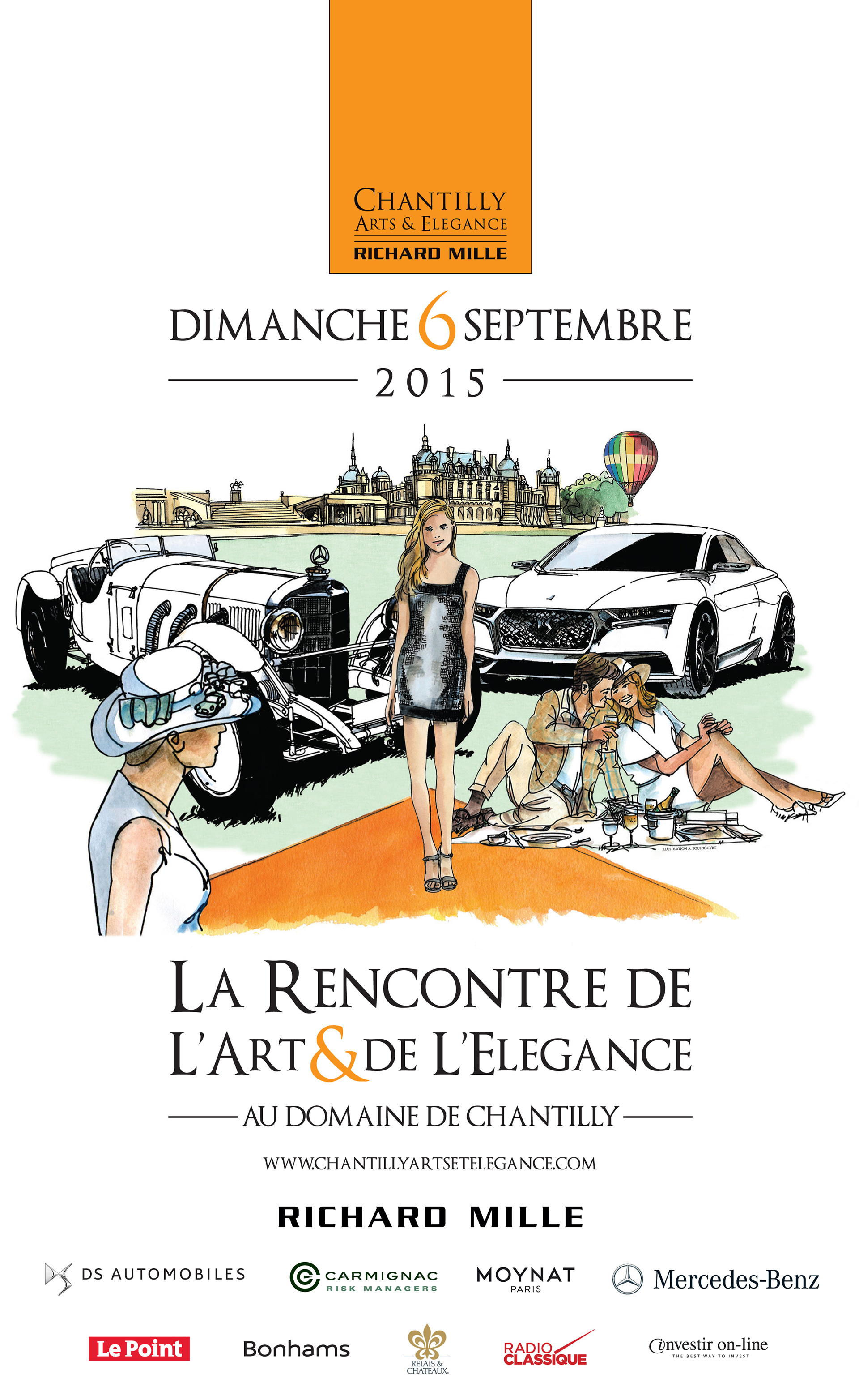 Chantilly Arts & Elegance 2015
