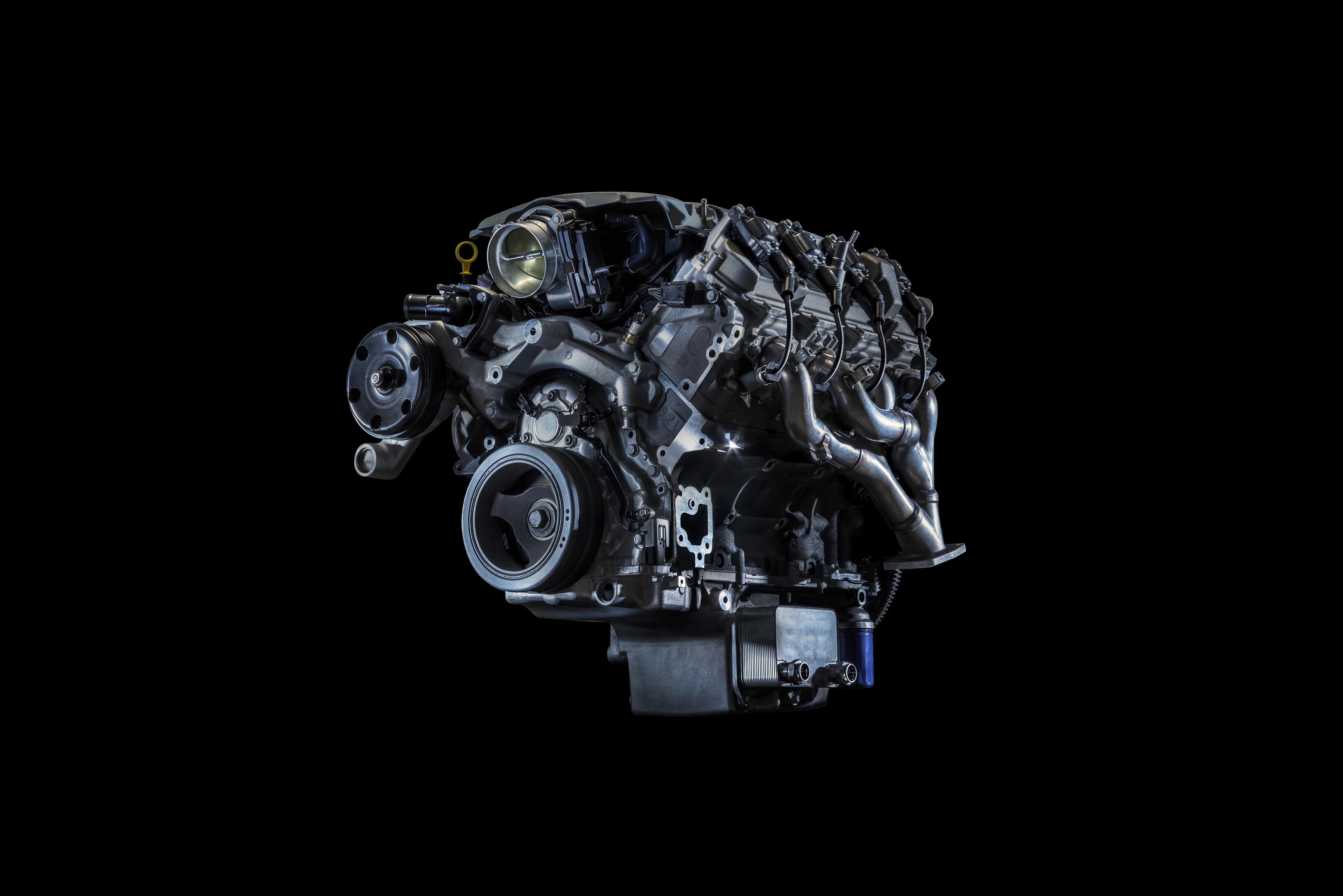 2016 Chevrolet Camaro - engine / moteur